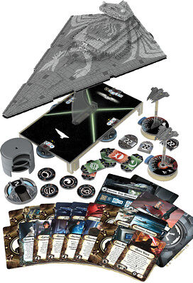 Star Wars Armada - Chimaera Expansion Pack Imperial Star Destroyer ISD Thrawn