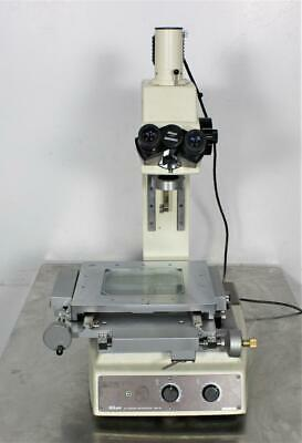 Nikon Mm-40 Measuring Microscope System