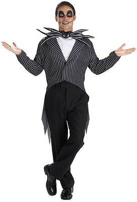 DISNEY NIGHTMARE B4 CHRISTMAS JACK SKELLINGTON COSTUME - Disney Jack Skellington Kostüm