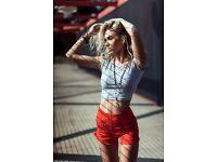 Free Model portfolio photography