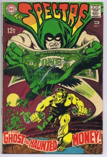 Spectre #7 ORIGINAL Vintage 1968 DC Comics