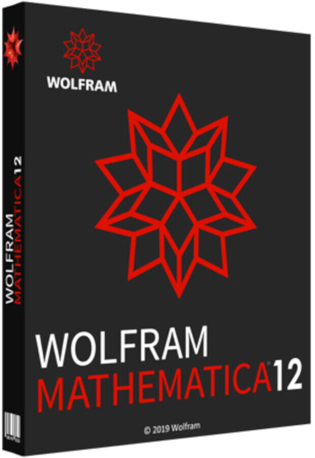 Wolfram Mathematica Home Edition 12 for Windows