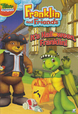 FRANKLIN AND FRIENDS - IT'S HALLOWEEN FRANKLIN (DVD) - Franklin And Friends Halloween
