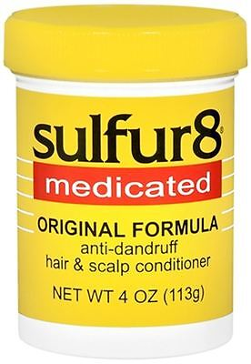 Sulfur 8 Hair and Scalp Conditioner, 4 Ounce