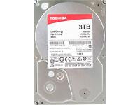 BRAND NEW & SEALED Toshiba 3TB E300 Internal SATA Hard drive #1