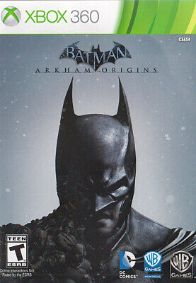Batman - Arkham Origins Nuevo Xbox360 segunda mano  Embacar hacia Spain