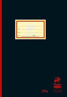 Oberschulheft Schulheft 3-er-Set Staufen Premium  Heft DIN A4 20 Blatt Lin.26A
