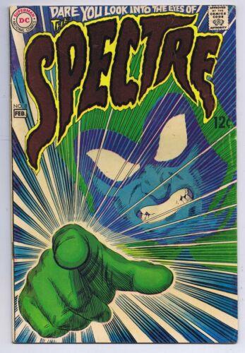 Spectre #8 ORIGINAL Vintage 1969 DC Comics