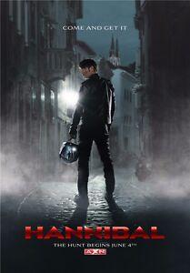 Hannibal Season 3 TV Series  Art Fabric Wall Poster 20