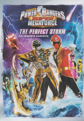 POWER RANGERS SUPER MEGAFORCE - THE PERFECT STORM (BILINGUAL)