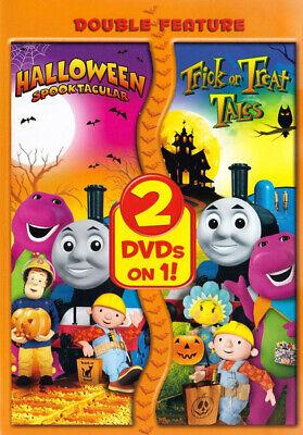 Halloween Spooktacular/Dolcetto o Scherzetto Tales Nuovo DVD