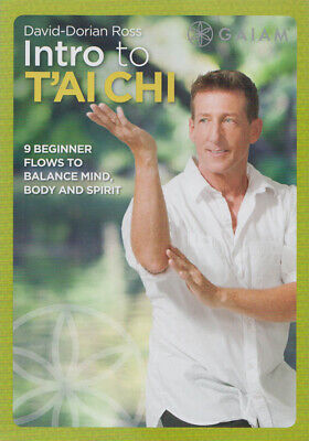 David-Dorian Ross : Intro to Tai Chi New (David Dorian Ross Intro To Tai Chi)