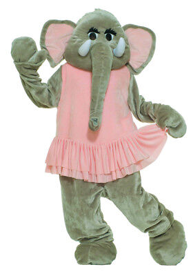 Elephant Dancing Plush Economy Mascot Adult Costume Funny Animal Theme Party - Funny Costume Themes