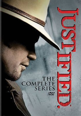 JUSTIFIED The Complete Series Seasons 1-6 NEW DVD Box Set