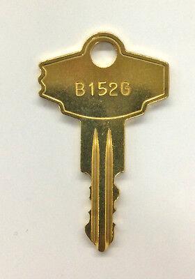 Vending Machine Capsule Toy Parts - Eagle Lock Key Code B152g Gumball Machine