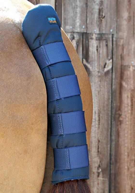 Premier Equine Stay Up Tail Guard - Navy Premier Equine