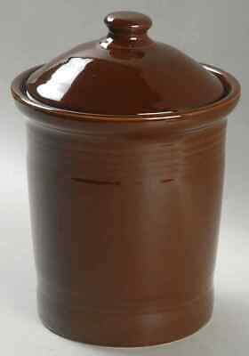 Homer Laughlin FIESTA CHOCOLATE (CONTEMPORARY) 5 5/8