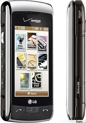 Good Lg Vx11000 Env Touch Qwerty 3G Phone Used Verizon