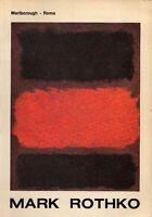 Rothko Mark, Mark Rothko -  - ebay.it