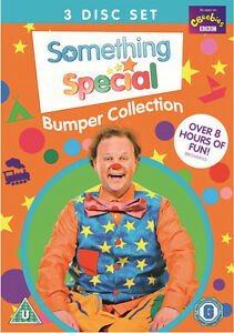 Something Special: Mr Tumble Bumper Collection [DVD]