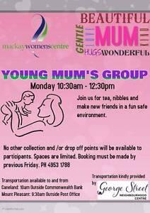 Teen Mums Group West Mackay Mackay City Preview