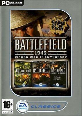 Electronic Arts Battlefield 1942 World War Ii Anthology F...