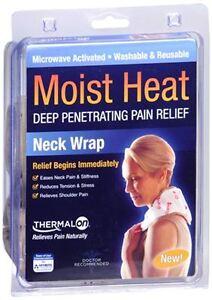 Thermalon Neck Wrap Moist Heat 1 Each
