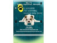 Nelly's dog walking & Pet Sitting