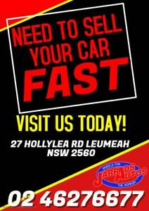 WE BUY CARS  FOR CASH Leumeah Campbelltown Area Preview