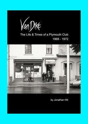 VANDIKEBOOK VAN DIKE BOOK PLYMOUTH CLUB GIGS FLYERS POSTERS PINK FLOYD PHOTOS