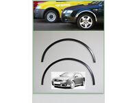 Chrome finish Wheel Arch Trims BMW E90 AUDI A4 B6 B7 B8 VW PASSAT B6
