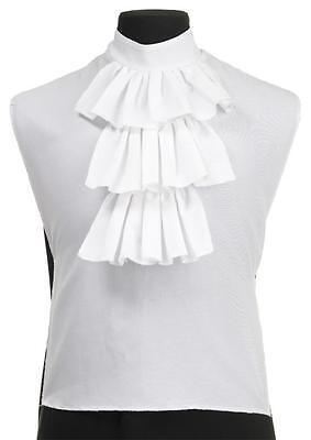 ADULT COLONIAL JABOT SHIRT FRONT COSTUME ACCESSORY - Mens Jabot Shirt
