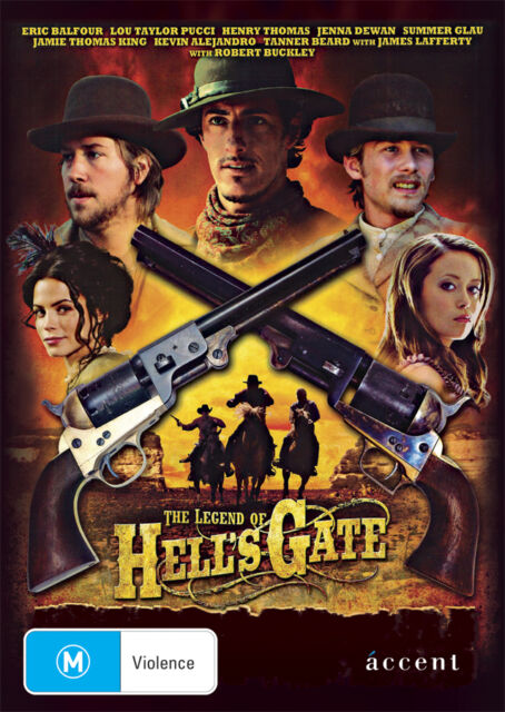 The Legend Of Hell's Gate (DVD) - ACC0241