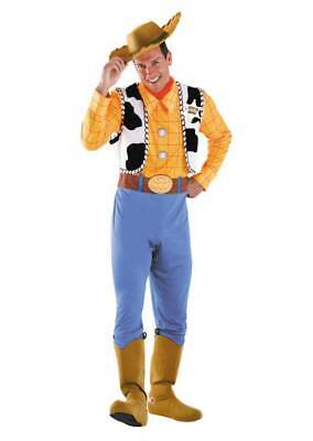 ADULT TOY STORY WOODY COWBOY DELUXE COSTUME DG50550 (Toy Story Woody Deluxe Kostüm)