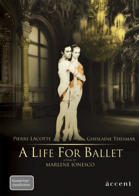 A Life For Ballet (DVD) - ACC0244