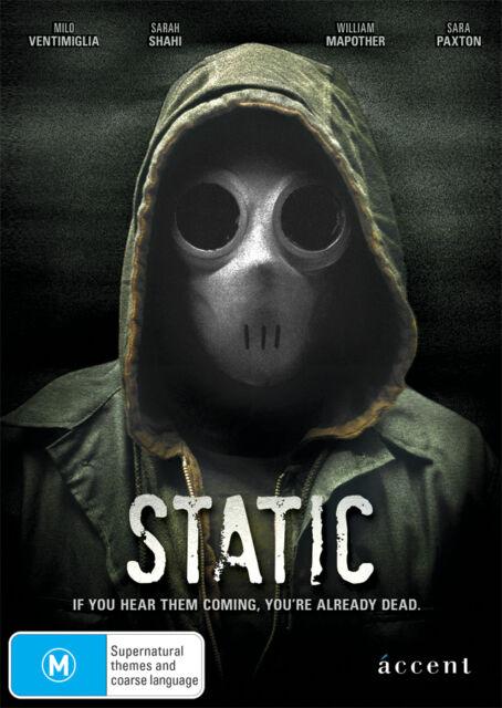 Static (DVD) - ACC0282