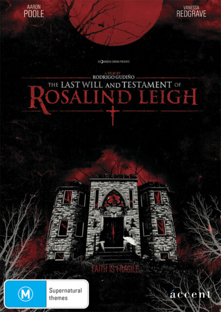 The Last Will And Testament Of Rosalind Leigh(DVD) - ACC0313