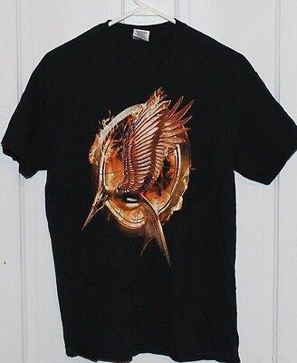 Carmike Cinemas The Hunger Games T Shirt Size M Medium Sz Suzanne Collins