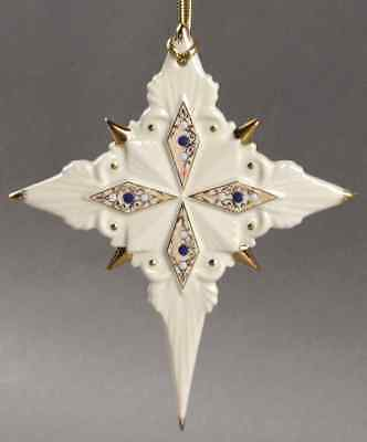 (Lenox CHINA JEWELS NATIVITY FIGURINE Star Of Bethlehem 2311815)
