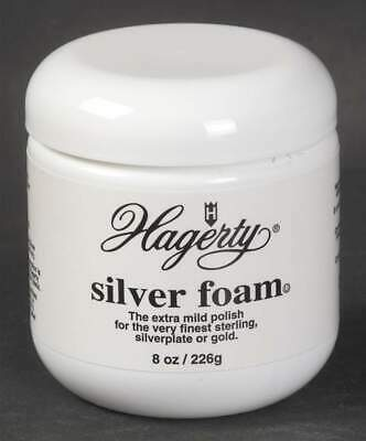 Flatware Cleaning Items 8 Oz. Silver Foam, Just Apply And Rinse 10926498