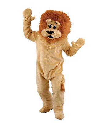 tchen Werbefigur Promotion Lauffiguren günstig kaufen NEU 60p (Maskottchen Löwe Kostüm)