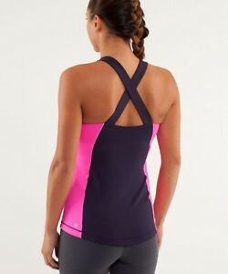 NEW with tags! Lululemon Spin it to win it tank 6