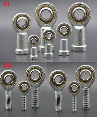 Ball Bearing Rod Ends (Oscillating Rose Ball Joint Female Rod End Bearing M5 M6 M8 M10 M12 M16 M18)