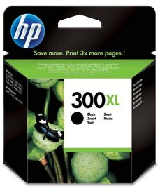 HP 300 XL Printer cartridges