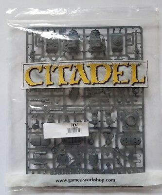 Imperial Knight 5-Weapon Upgrade GW 40K w / Instructions (Gauntlet, Icarus, Pod)