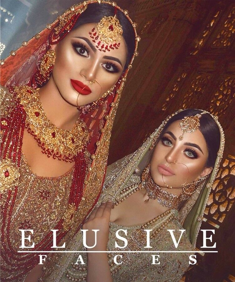 07724752046 Asian Bridal Offer Specialising In Makeup For Weddings
