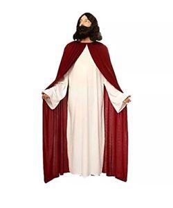 Adult Jesus costume dress up party nativity God Christian church Melbourne CBD Melbourne City Preview