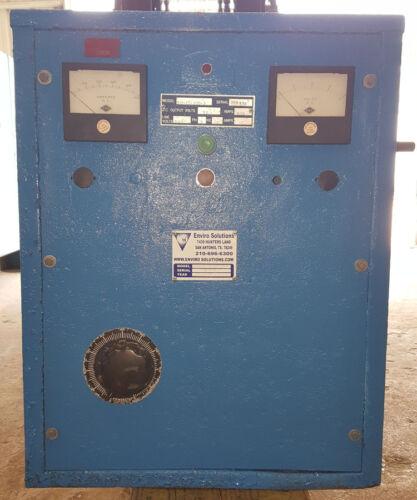 500 amp 480/12v Rectifier