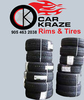 Tires Sale Brampton, Mississauga, Gta 905 463 2038 CAR-KRAZE