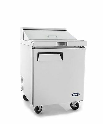 Atosa Msf8301 27 Commercial Sandwich Prep Table